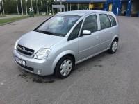 Opel Meriva pagrd.